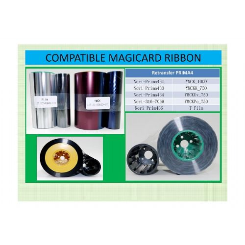 Compatible MAGICARD MA300 Ribbons