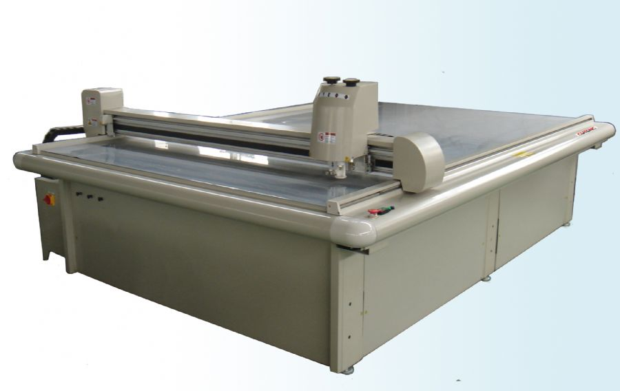 Carton box sample maker cutting machine cutter plotter
