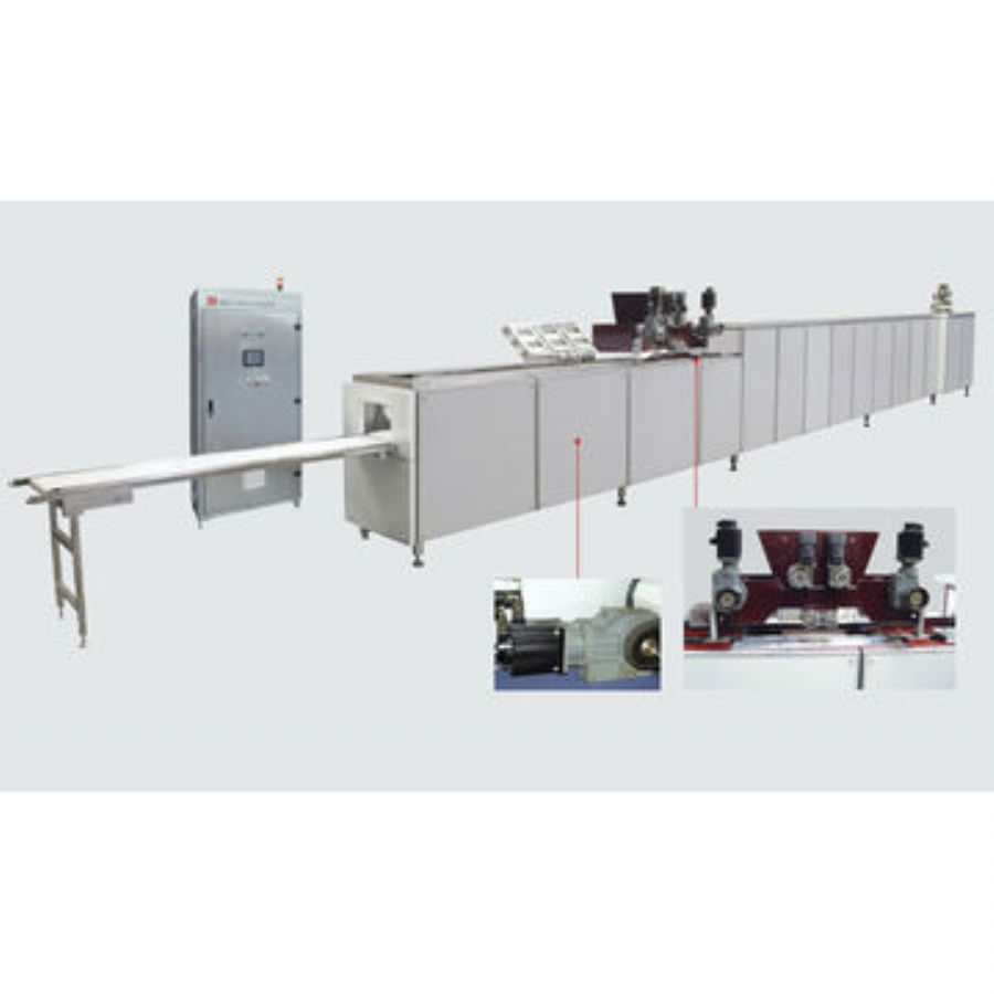 Stereo Decorating Chocolate Forming Line