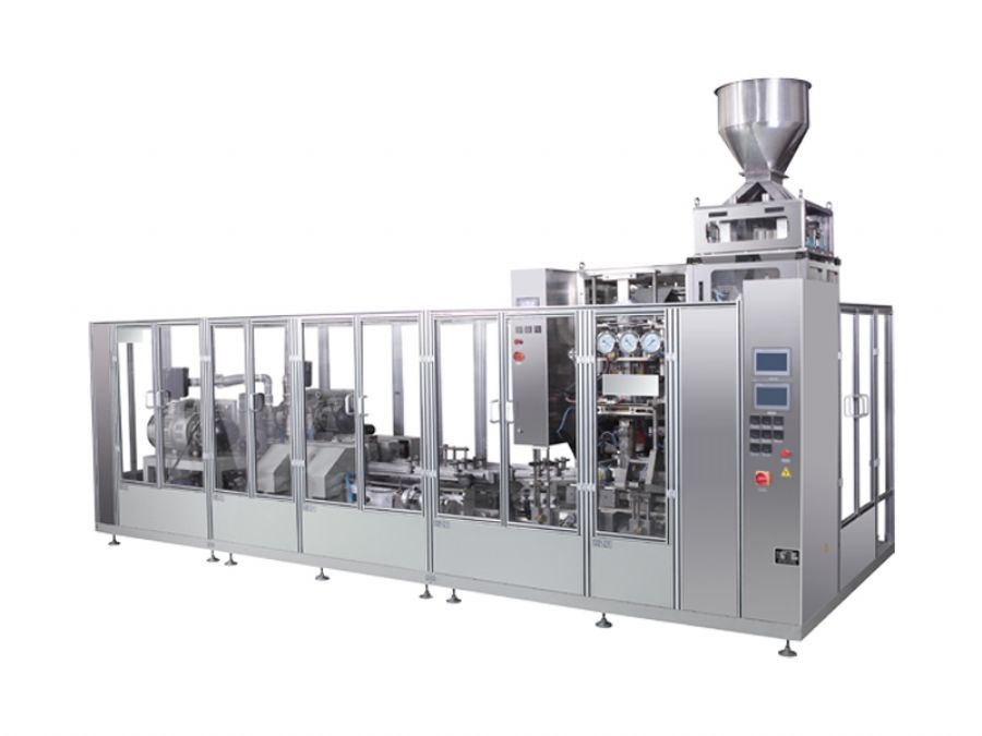 Automatic Rice Vacuum Packaging Series