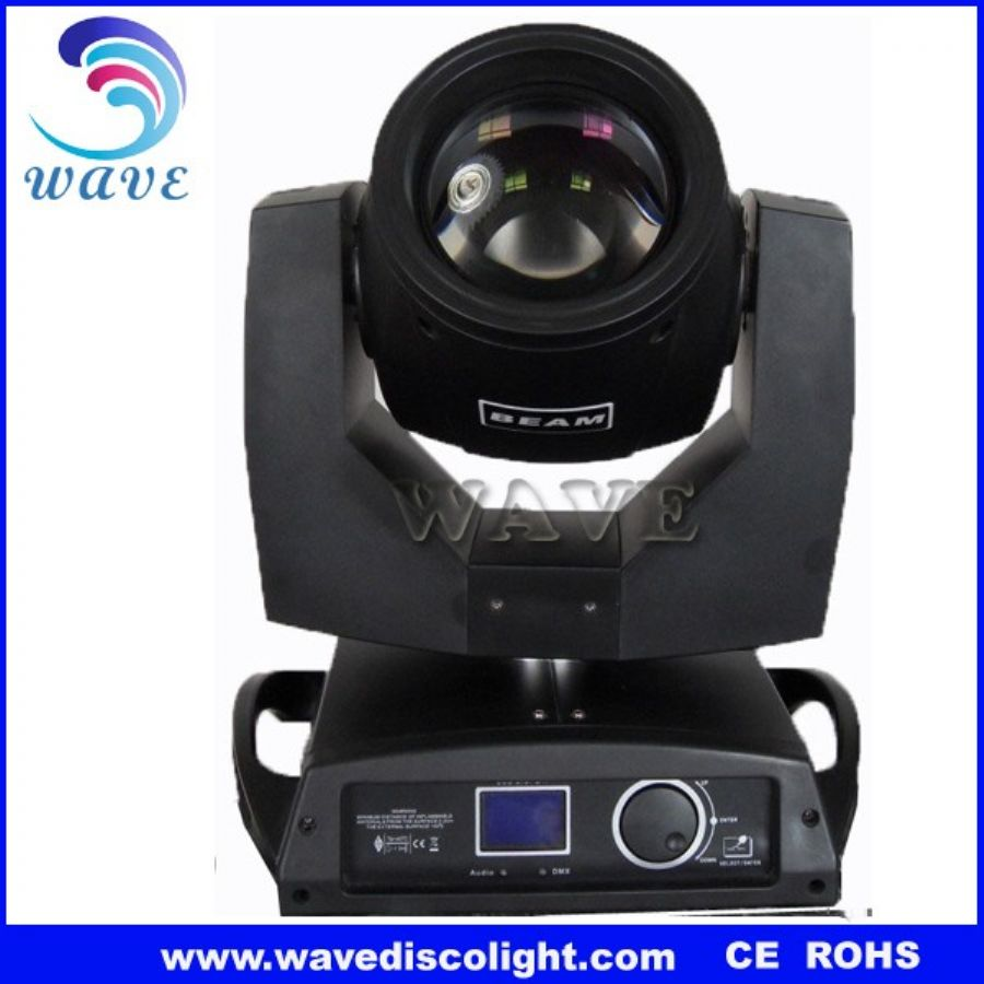 200/230W touch screen beam moving head stage light