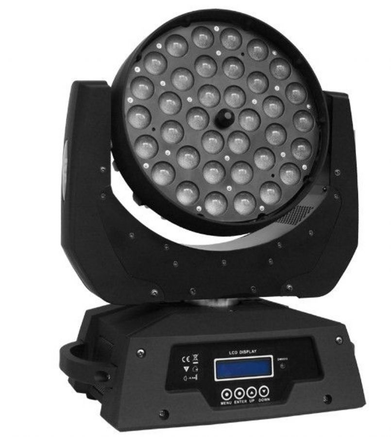 36 pcs beam moving head light