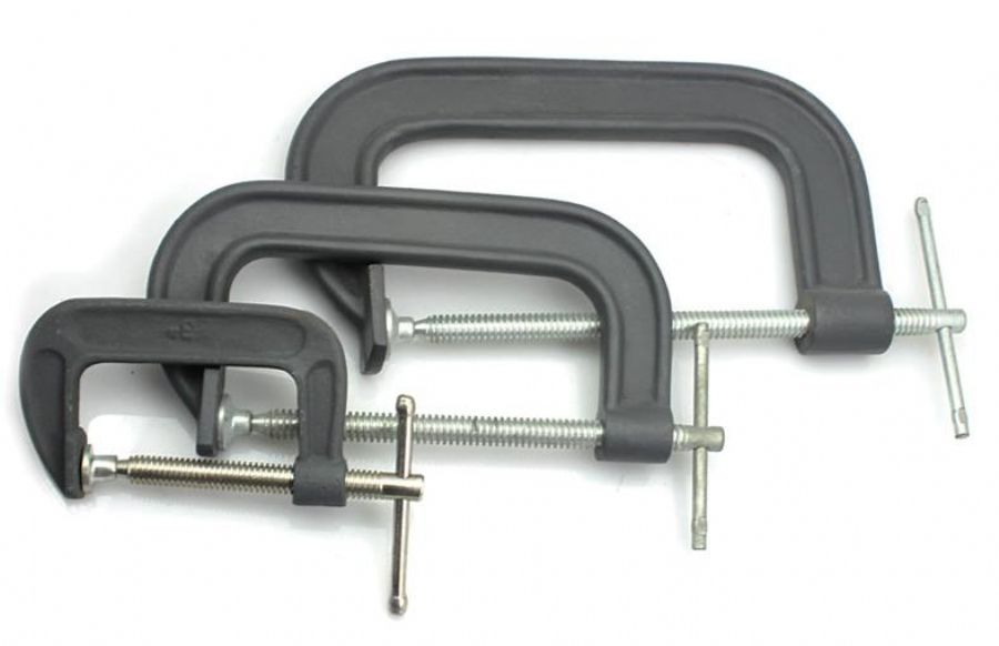Heavy Duty G Clamp