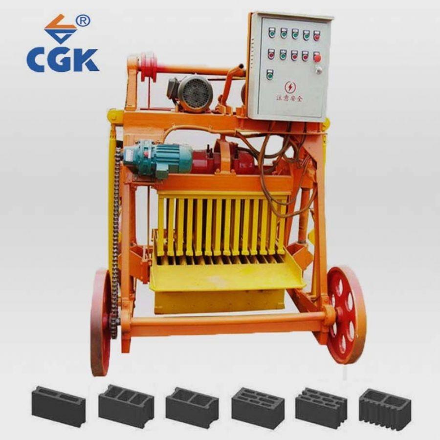 CGK4_35_brick_making_machine