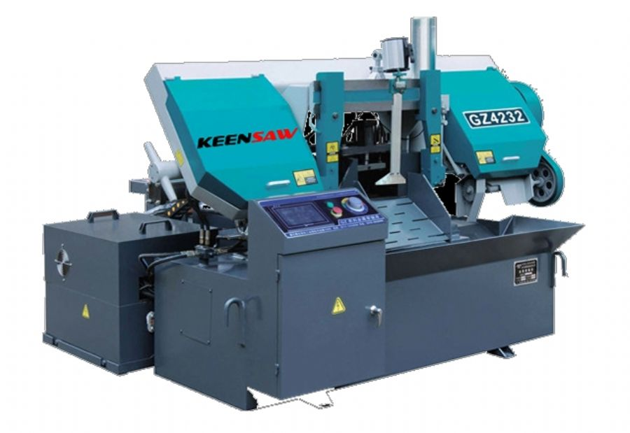 GZ4232 band saw cutt
