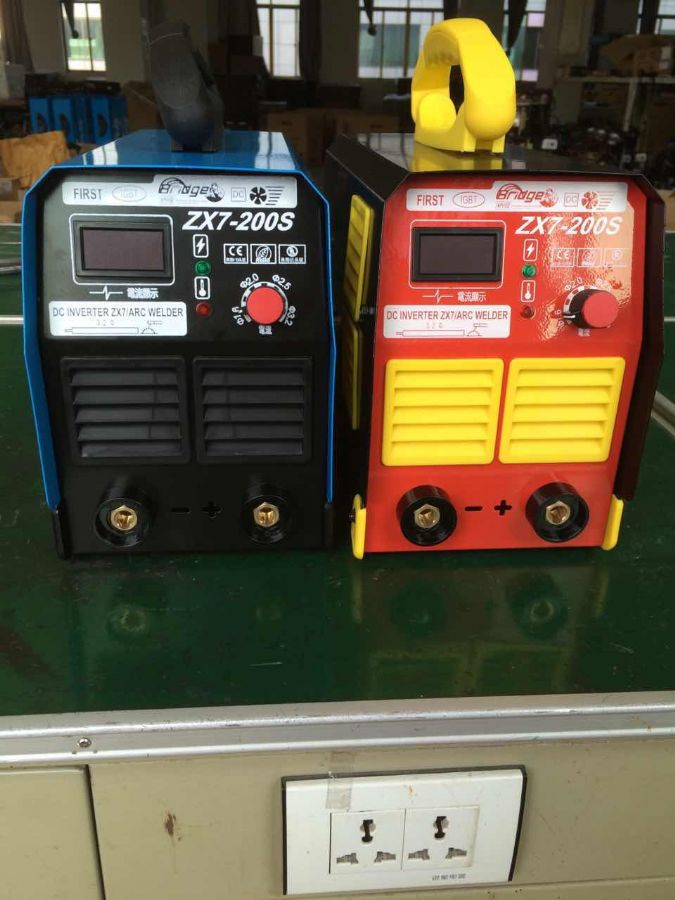 ce approved dc inverter welding machine