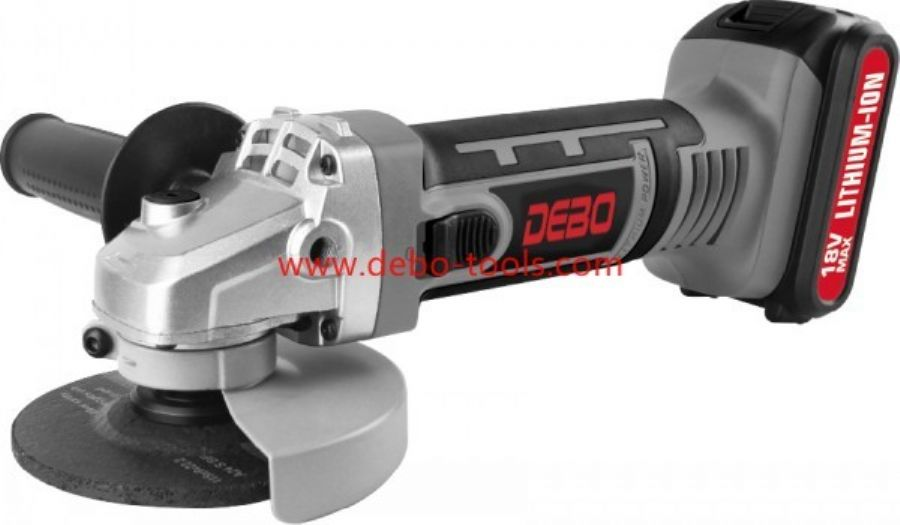 18V/20V Li-ion Battery Cordless Angle Grinder-Hot Selling & Cheapest