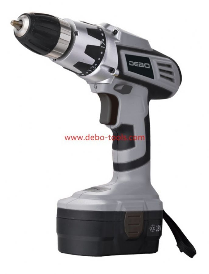 12V/14.4V/18V Ni-Cd Battery Cordless Drill-Hot Selling and Best Quliaty