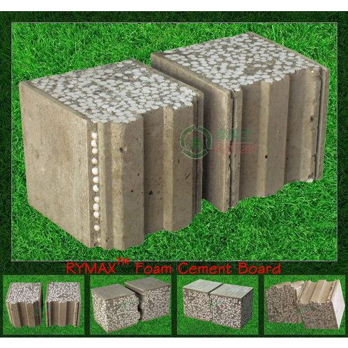RYMAX Foam Cement Bo