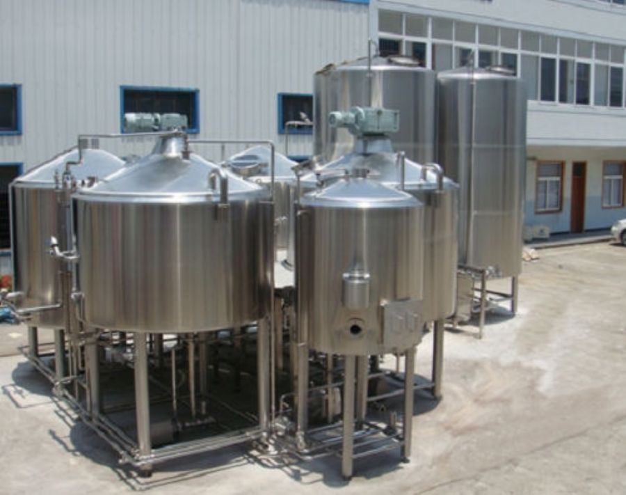 5 Vessel BrewHouse