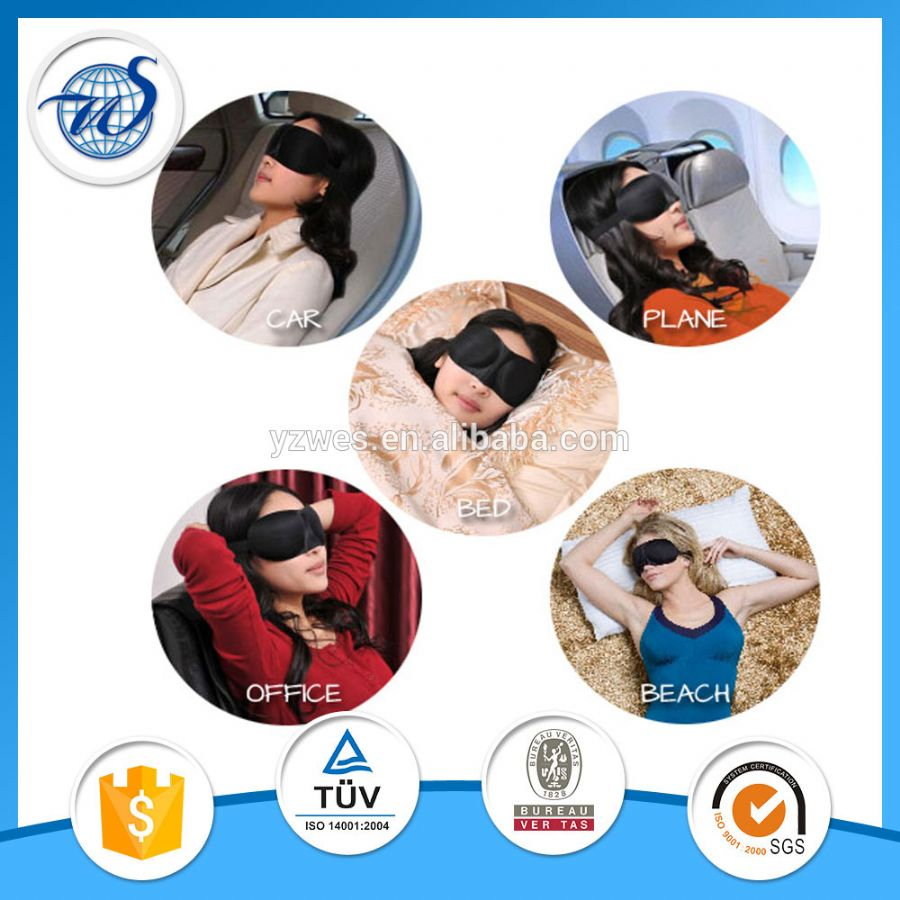 Eye Mask With Earplu