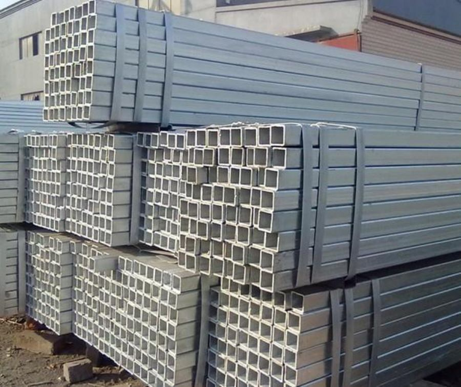 Galvanized Steel Squ