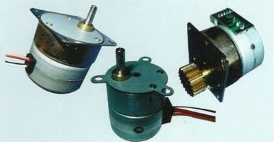 35mm Stepper Gear Motor