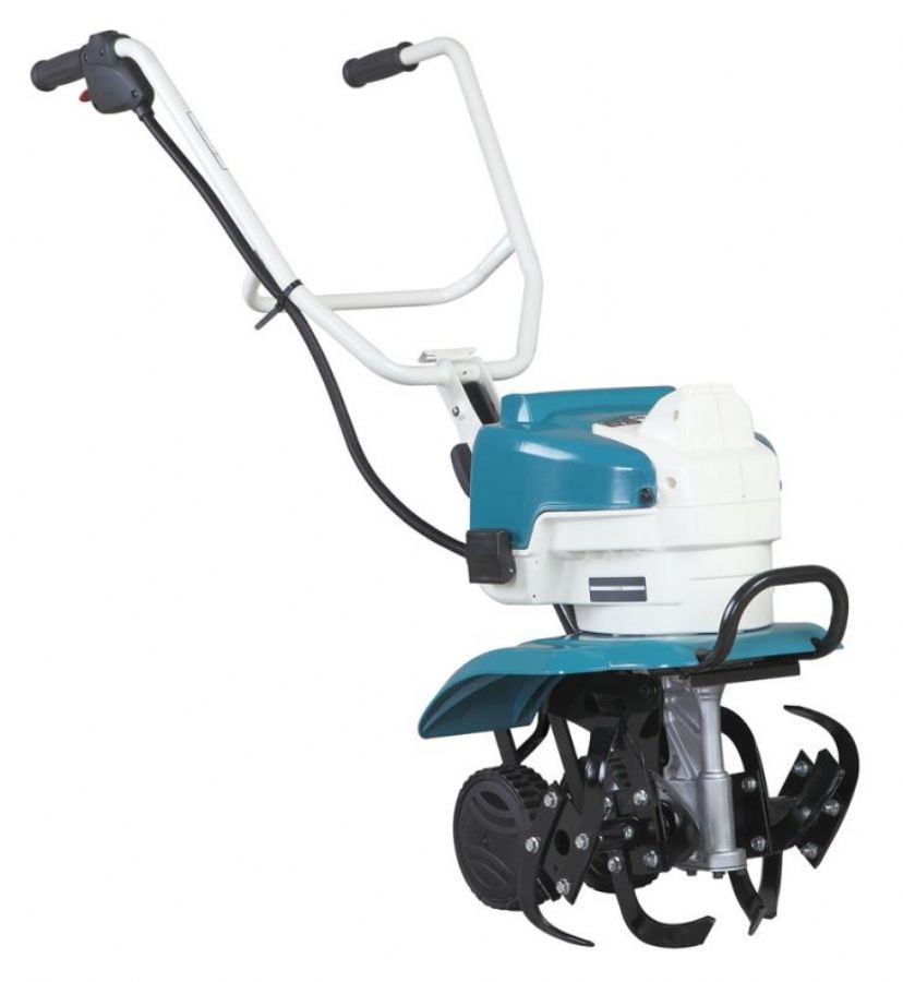 Garden Battery Electric Tiller