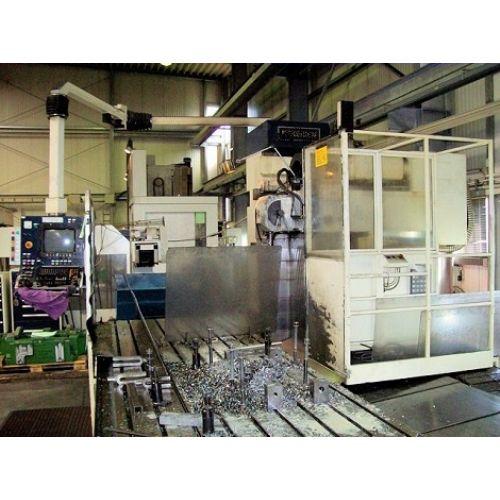 CNC Gezer Bed Freze Makinesi