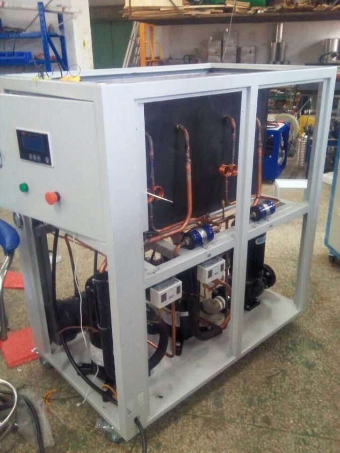 explosion-proof type water cooled water chiller