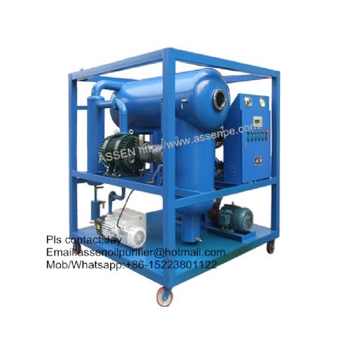 ZYD_transformer_oil_purifier_machine,oil_purification_system