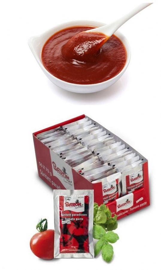 Tomato Paste In Sach