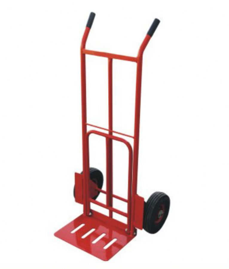 Double Plate Hand Trolley HT1823