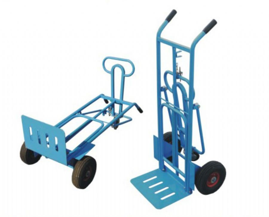 Steel Hand Truck Trolleys HT2500AB