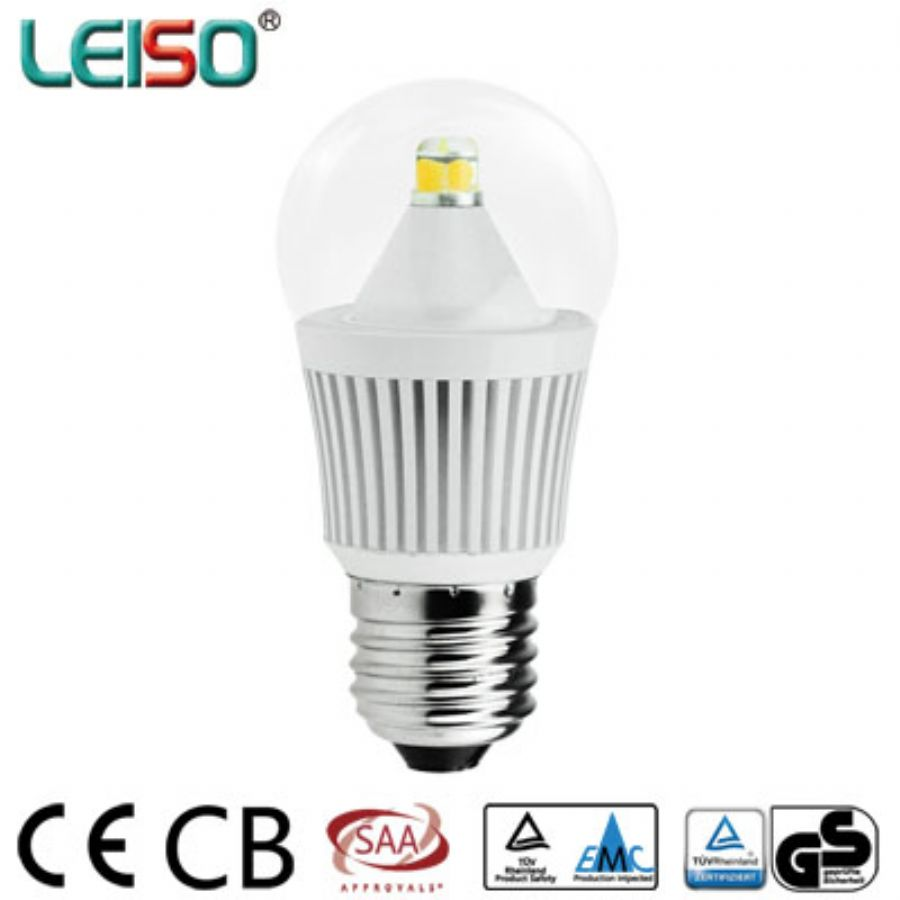 LEISO Hotel Use 5W Patent SCOB Non-dimmable E27 LED G53 80Ra LED Light Bulbs