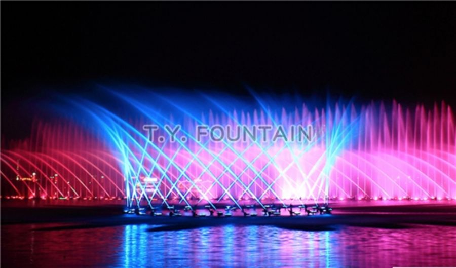 3D Digital Fountain