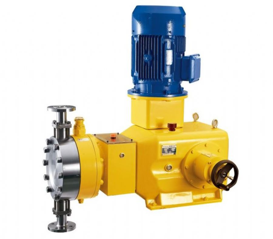 High Flow Hydraulic