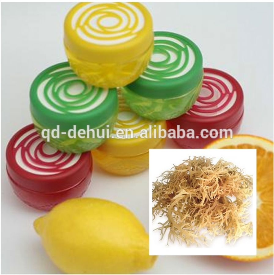 High Transparent High Strength High Temperature Resistant Air Freshener Gelling Agent
