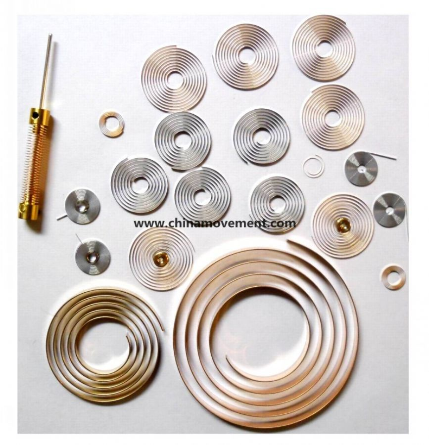Hairspring For Bi- metallic Thermometer