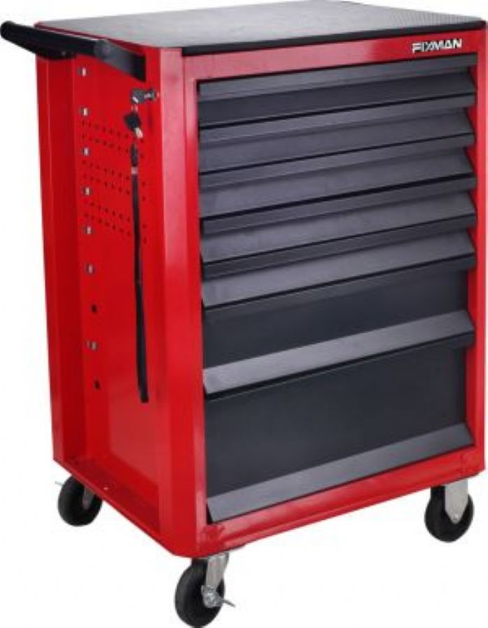 6 Drawers Roller Cab