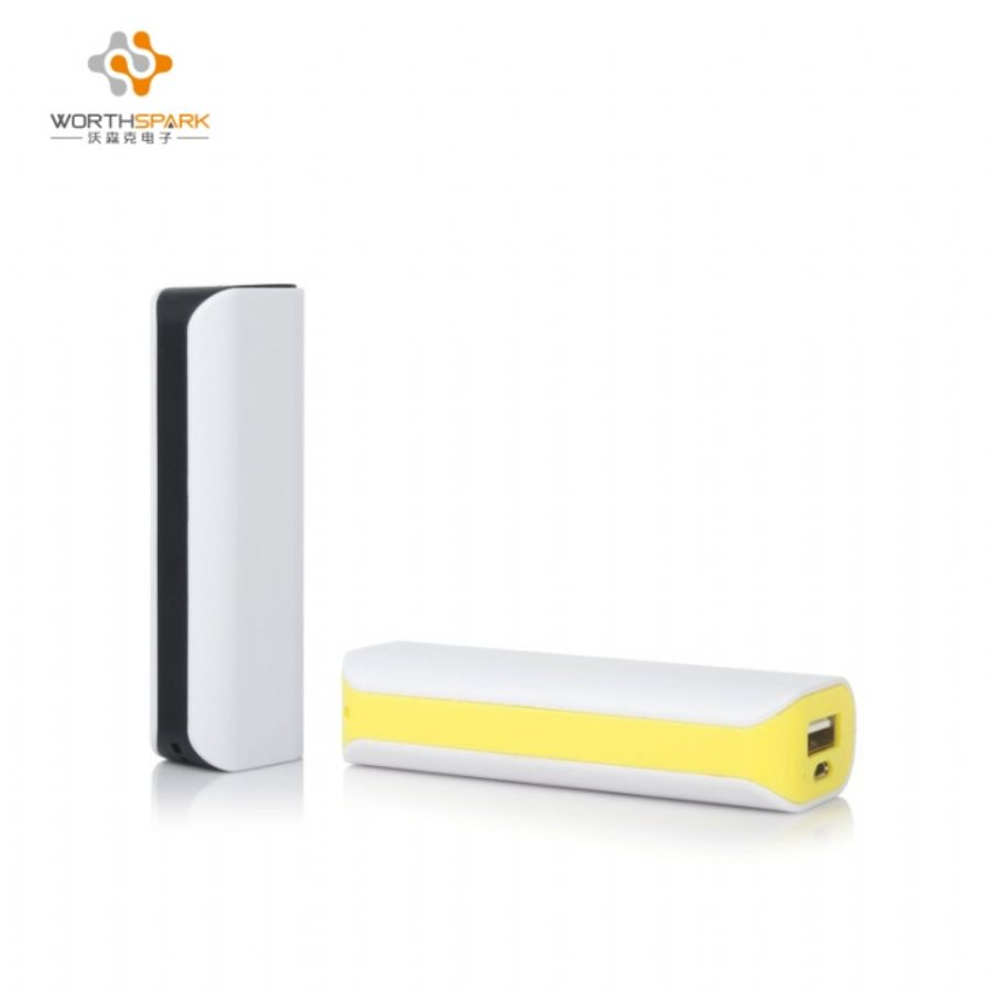Plastic Power Bank M