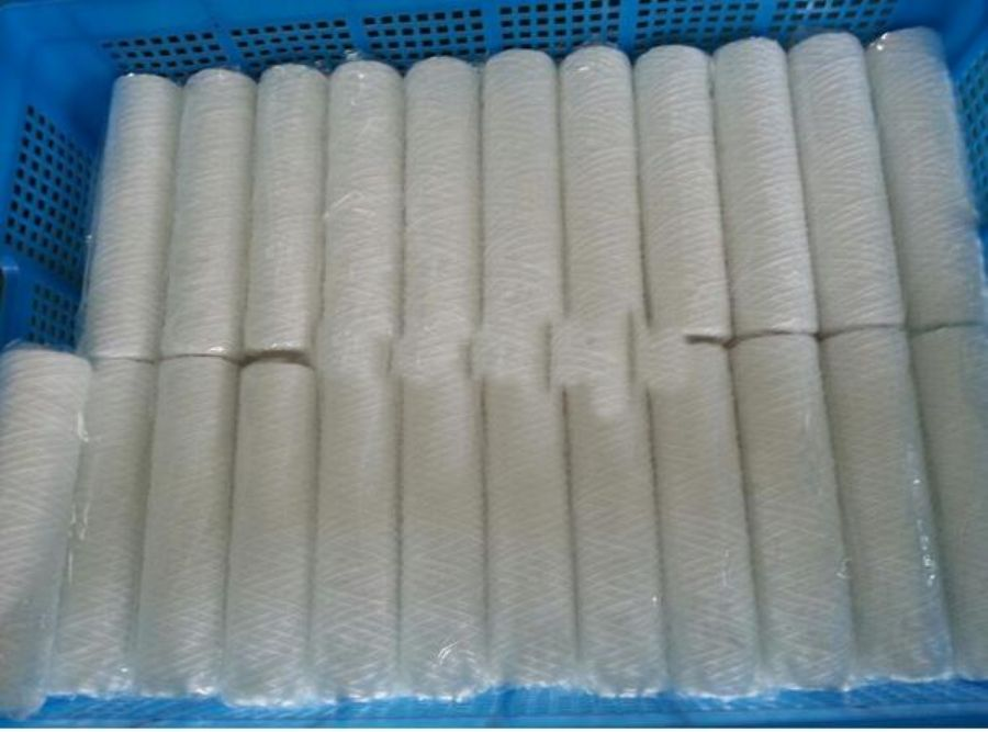 Industry, Power Plant Water Treatment, Pp Filter Element Yarn