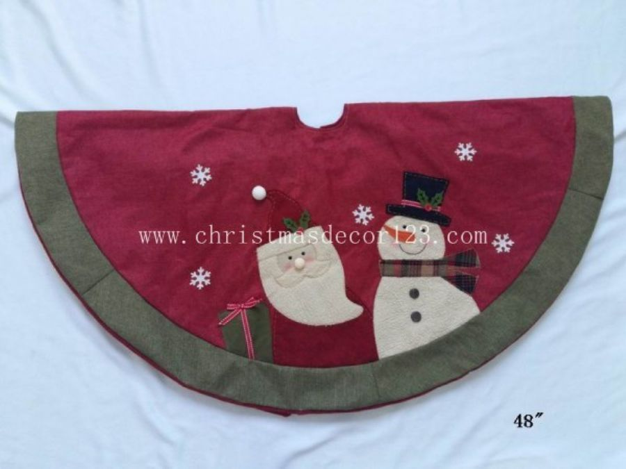 LH30426_48_Santa&snowman_xmas_tree_skirt