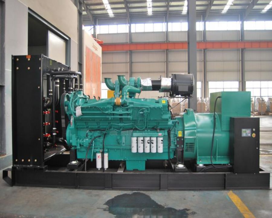 60HZ_Cummins_Container_Type_Diesel_Generator