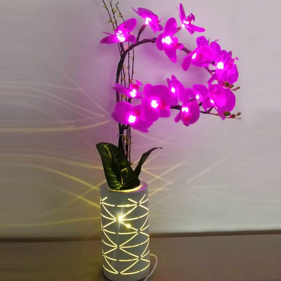 LED Butterfly orchid