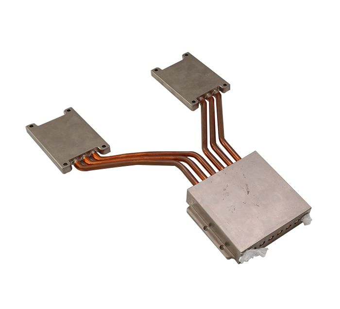 Consumer Electronics Heat Management Cooling Copper Heat Pipe