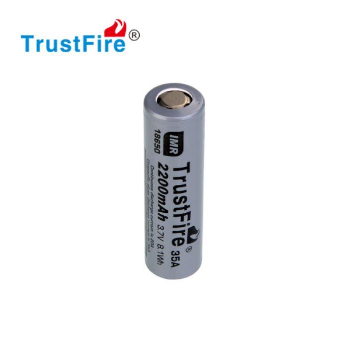 18650 Smart Battery