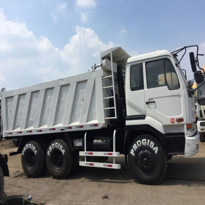 Used Nissan UD Dump Truck For Sale