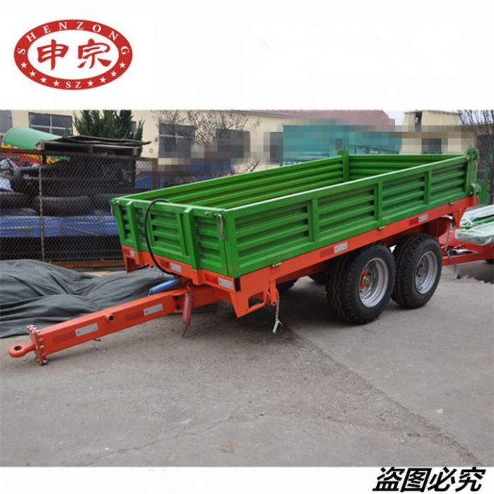 Agriculture Trailer Transport Machine