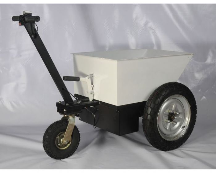 BATTERY_POWER_DRIVER_ELECTRIC_CARGO_DUMPER_300kgs_Capacity