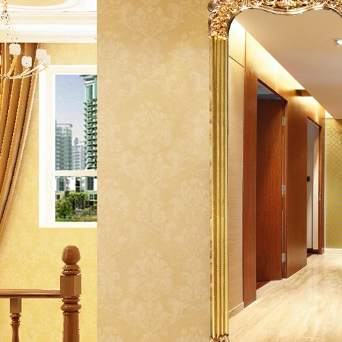 Modern PVC frame full-length mirror/dressing mirror/bathroom mirror