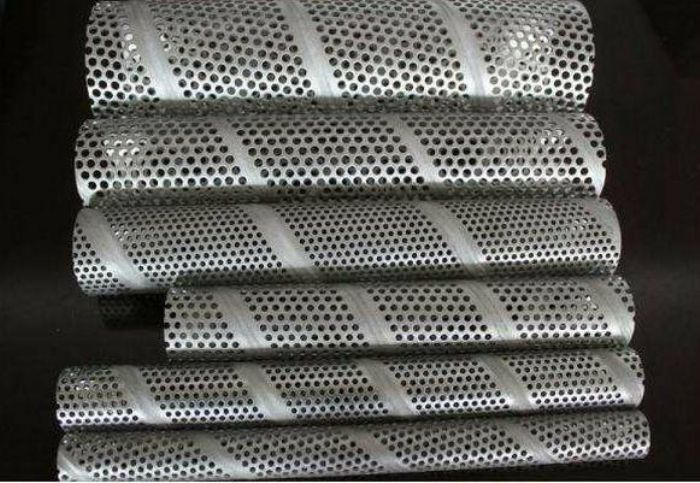 Welded Wire Mesh Rei