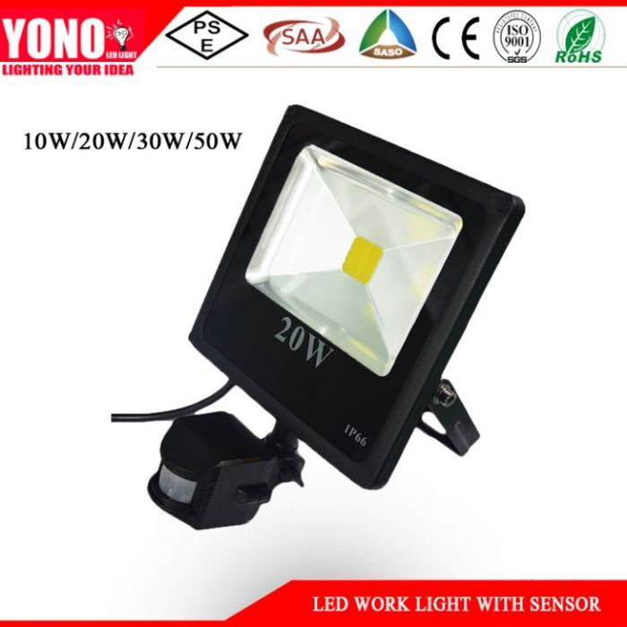 Led Outdoor Security Flood Lights With Motion Sensor Led Spotlights