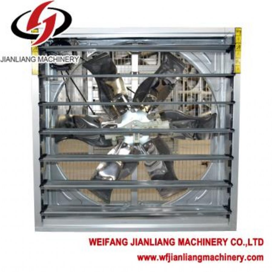 50'' Push-Pull Industrial Exhaust Fan For Greenhouse