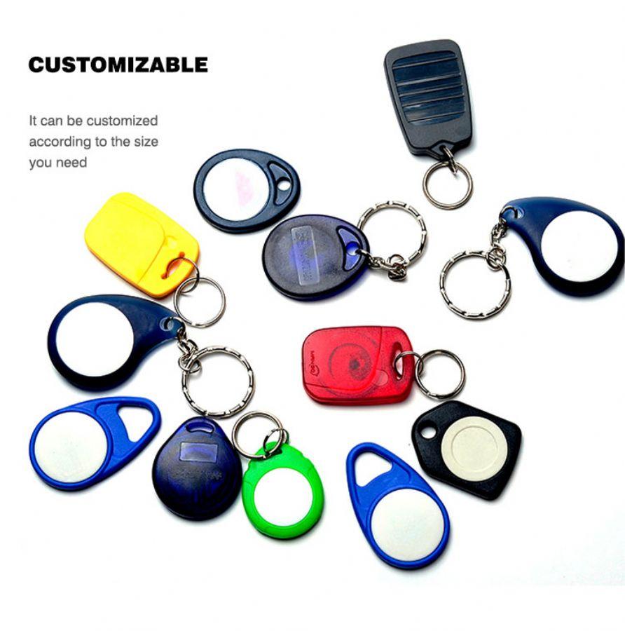 RFID_Door_EM4200_Key_Fob