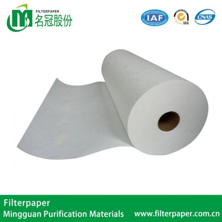 Mini-pleated Panel H13 HEPA Air Filter For Clean Room
