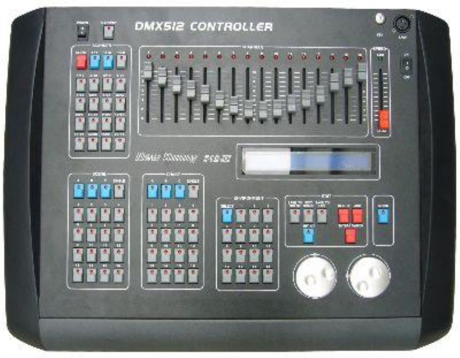 512 DMX LED Controller For Stage Lighting 512 Dmx Console DJ Controller Equipment