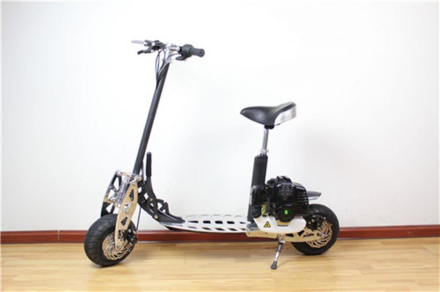 37cc Four Stroke Petrol Scooters With EPA Enginel And 3-speed Adjuster