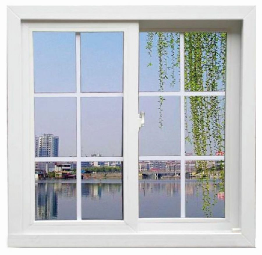 High-End UPVC/PVC Sliding Window(WX-W-001)