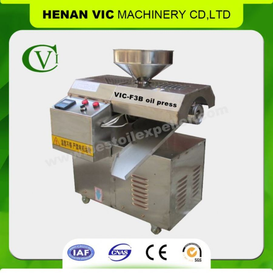Cold Oil Press Machi